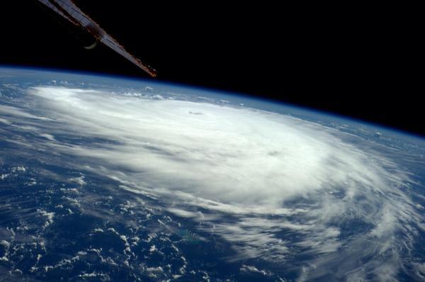 Wow.  #Hurricane Edouard churns in the #Atlantic pic.twitter.com/brN87fl9jt