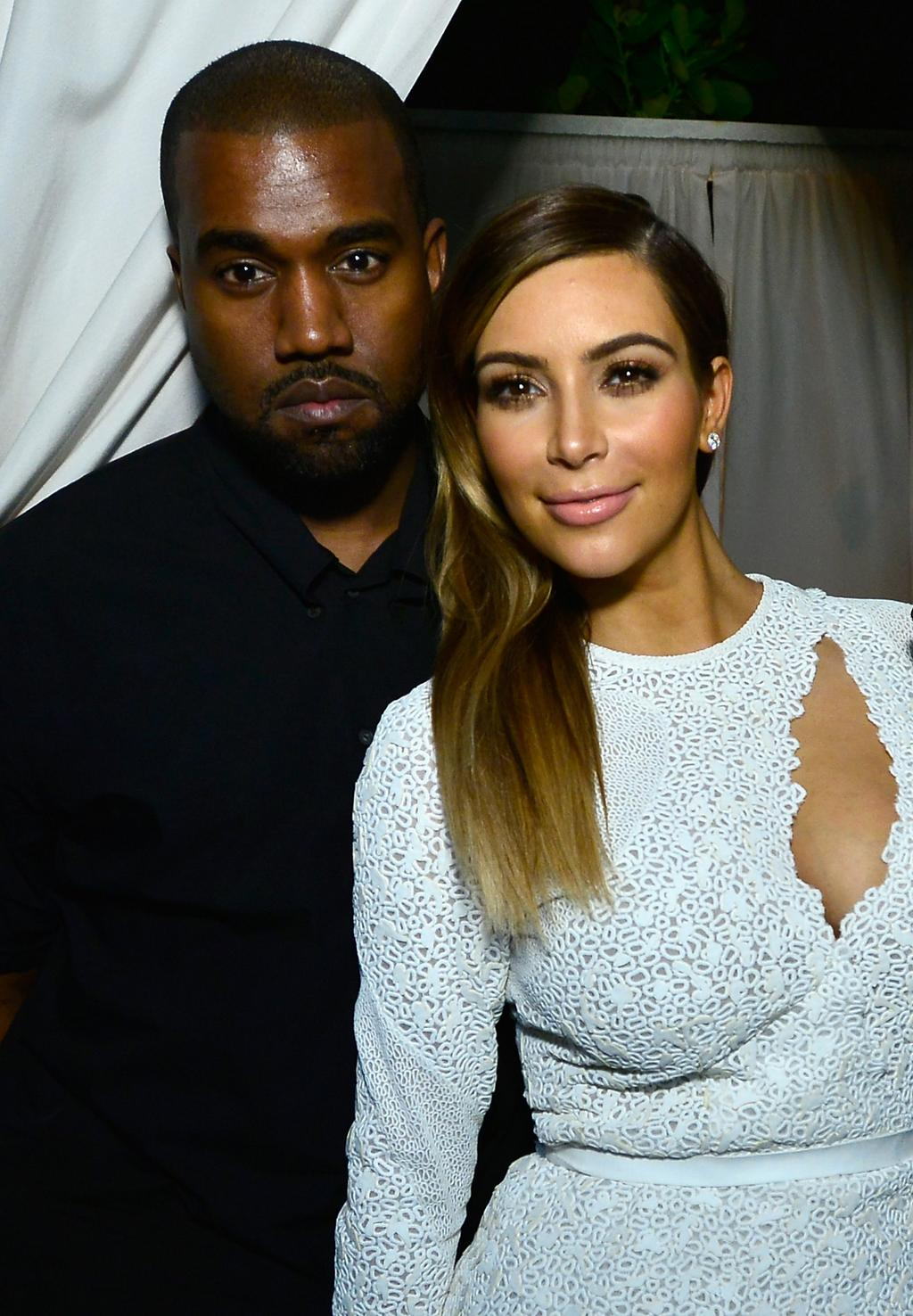 So, a terrifying (and sparkly!) Kimye sweater walked the runway this week. Thoughts? http://t.co/mRcMDF5nOJ http://t.co/8I60spFZnZ