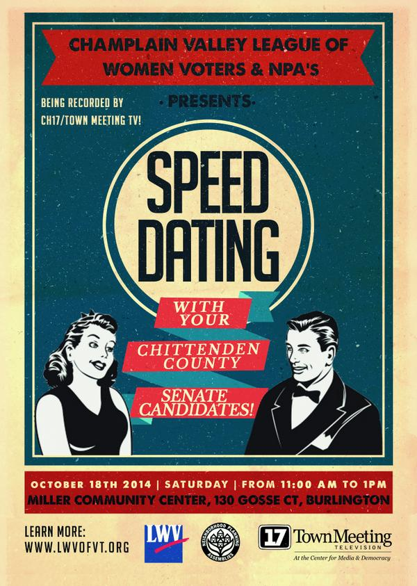 sci fi speed dating dc