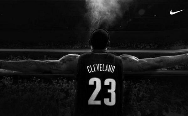 JUST IN: New LeBron banner could be going up across from The Q. http://t.co/g5qqCuH3iu http://t.co/rIHoDGYTwd