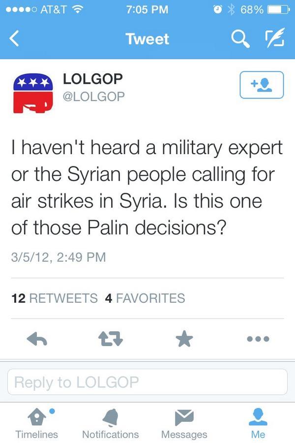 Why did Democrat op @LOLGOP delete this tweet?