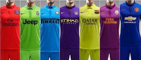 Dear @nikefootball , Never pull this shit again. Kits are not iPhones and are supposed to be about the club, not Nike http://t.co/7gVewd4MDT
