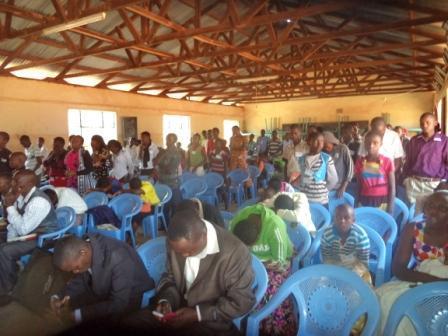 1st Genesis Youth Convention - Katangi 2014