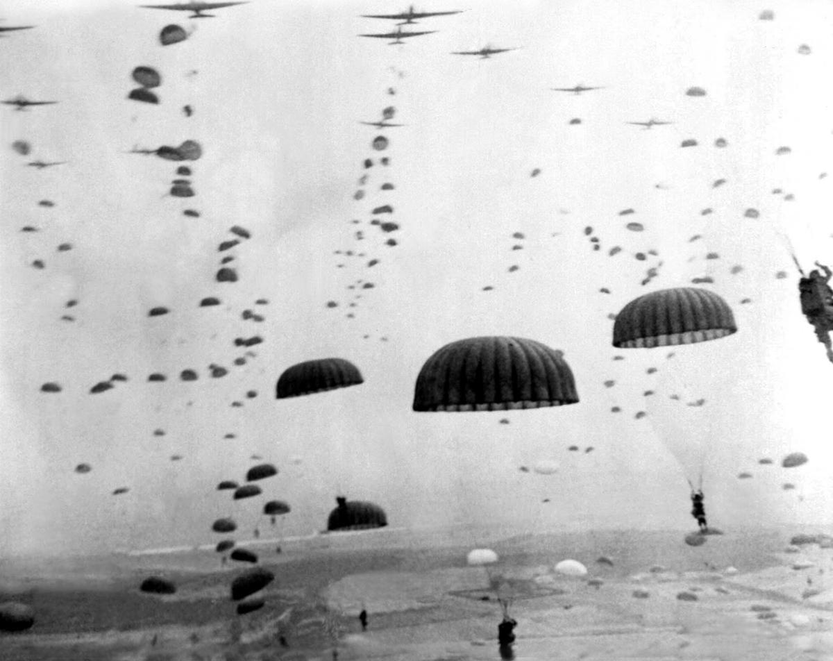 RT @WWIIpix: Today 70 years ago, beginning of Operation Market Garden, one of the largest airborne operations in history. #OMG70 http://t.c…