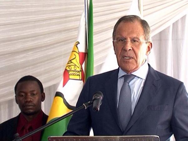 Thumbnail for Russian Foreign Minister Sergey #Lavrov's visit to #Zimbabwe