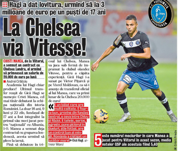 Chelsea done deals now