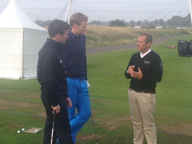 RT @ThePGA: @mrdanwalker and @gethincjones get an insight into disabled golf @ISPSAcademy with PGA pro Craig Thomas http://t.co/qMVcZ05WzO