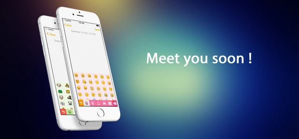 TouchPal will meet you guys in App Store in a few hours! http://t.co/23O5T5h7dj