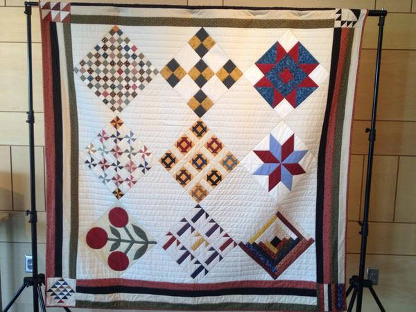 @FiberArtNow Our youngest is this repro sampler made by local shops this summer for our ed collection. #AskACurator http://t.co/UPc7sjZd1M