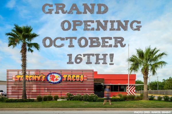 Heyo, College Station - listen up! #grandopening #tacoparty http://t.co/cgkP8IXos2 http://t.co/kSpCGiTDuU