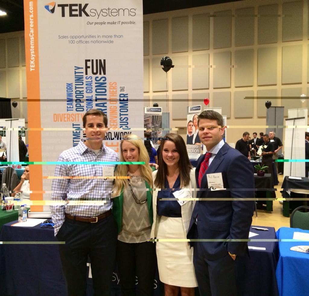 "Brittany Gutteron On Twitter: ""TEKsystems UGA Alumni"