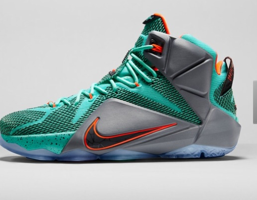 e7203b139e6 lebron james nike unveil latest shoe the lebron 12 for 200 they can be yours