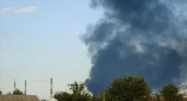 Луганщина осталась без электричества из-за обстрела ТЭС: шахтеры оказались заблокированными под землей - Цензор.НЕТ 9760