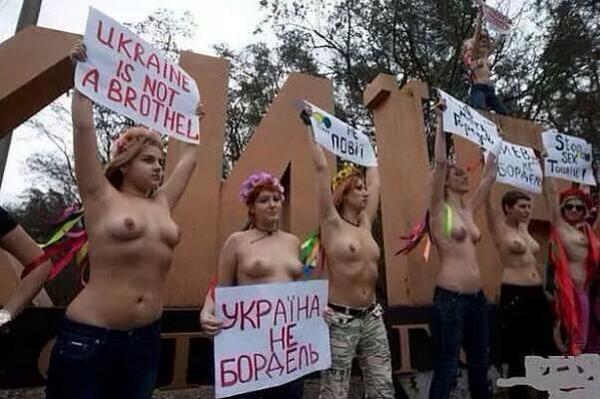Шлюхи россии сосут в украине