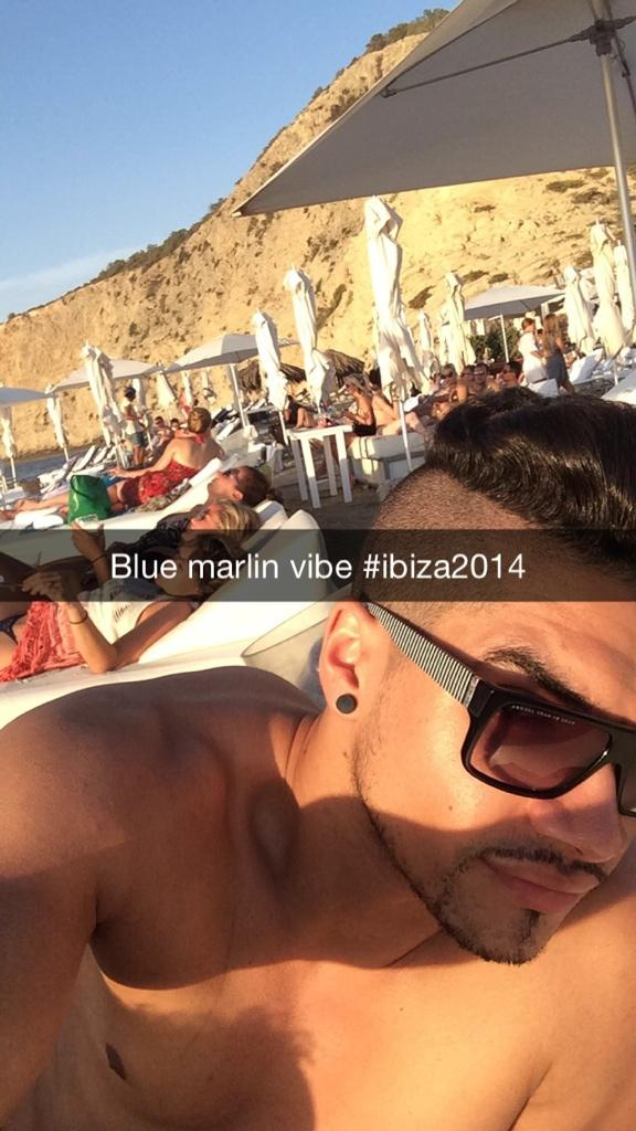 Blue marlin with the boys today been good vibes http://t.co/mqP8GoJDM3