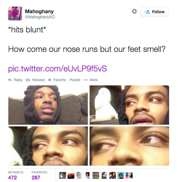 Questions That Make You Think >> Buzzfeed On Twitter 19 Stoner Questions That Will Make You Think