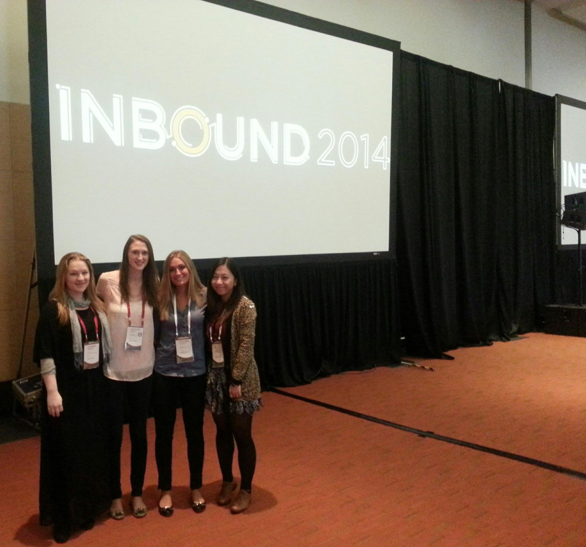 A Few Members Of The ViralGains Team Having An AMAZING Time At #INBOUND14 #FutureM http://t.co/V5v2sgr63d