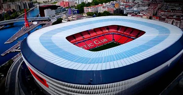 """San Mamés se """"rodará"""" para la Euro 2020 con una final europea de primer nivel"""