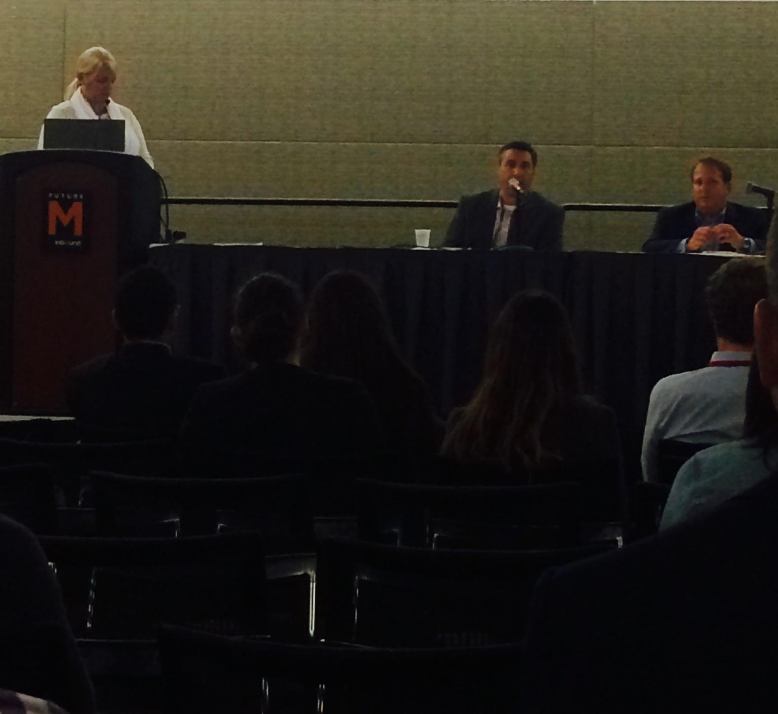 RT @visiblemeasures: @GinnyMarvin @614GroupRob & @Digitas discuss how programmatic is changing how media is traded  #FutureM #INBOUND14 htt…