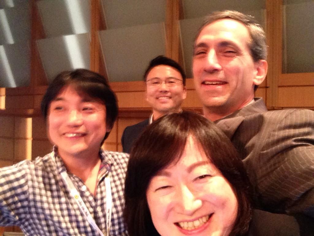 RT @scottferber: .@adtech Tokyo with superb panelists from @Microsoft @tomokubo0209 @hkunimitsu Way to go #adtechtokyo Thank you Tomo! http…