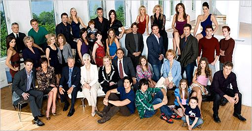 """4 years ago we said """"Goodnight Oakdale."""" I miss everyone involved in #ATWT & TY 4 all you gave us! Nothing compares! http://t.co/eDnZEtFjES"""