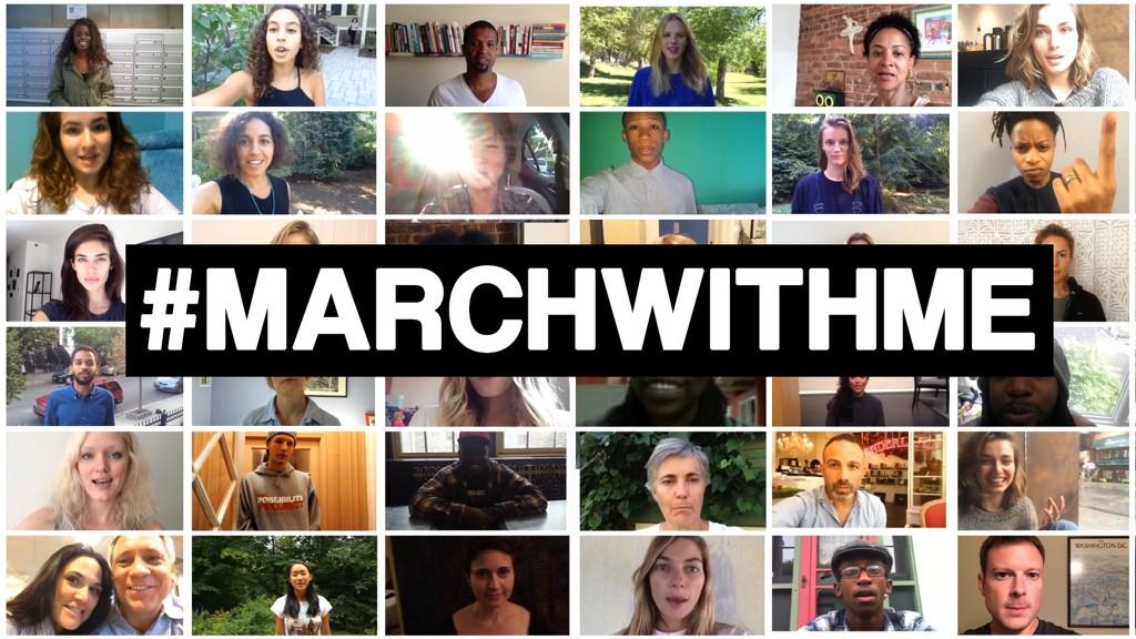 Will you #marchwithme at @Peoples_Climate march this Sunday??? http://t.co/zURaojcLsz
