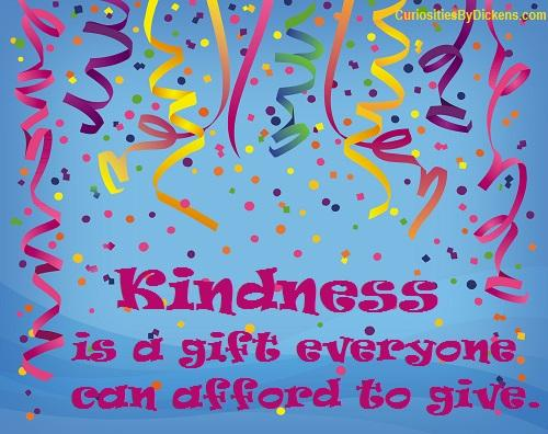 #Kindness is a gift everyone can afford to give! http://t.co/TsjZTH9xaK RT @PositiveRipples @CreateTheRipple @CrowdKind @KariJoys