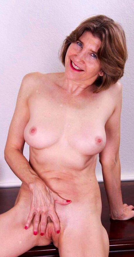 nude middle age women