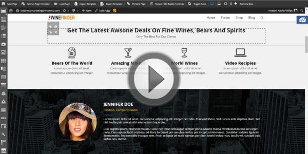 Profit Builder #wordpress Theme & #Plugin http://t.co/GaoloYThIK  Blows #optimizepress out of the water http://t.co/1TaZjkmg6i