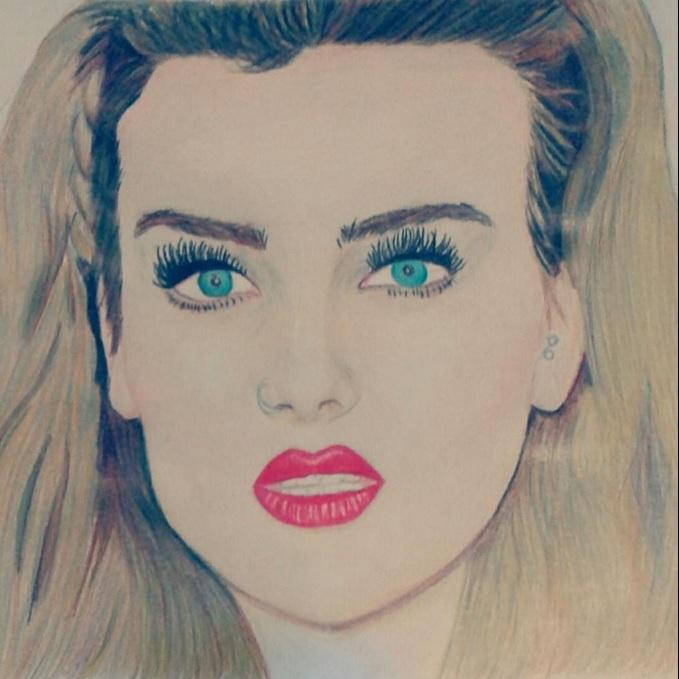 You guys spoil us so much! Thank you Zivka for this amazing picture. Love it so much Perrie <3 http://t.co/0wIJF4Z82t
