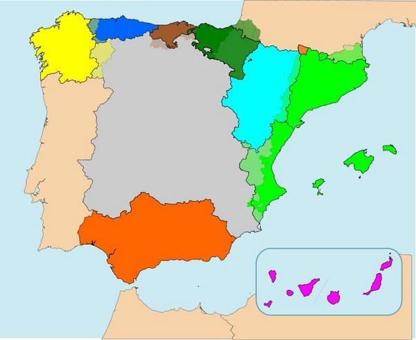 独立主張のある地域一覧 - Lists of active separatist movements ...