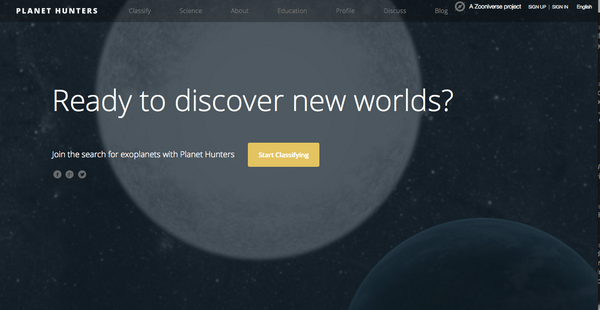 Are you ready to discover new worlds? Join the hunt with the brand new @planethunters  http://t.co/zhKsdHCGVH http://t.co/skRtggGwzy