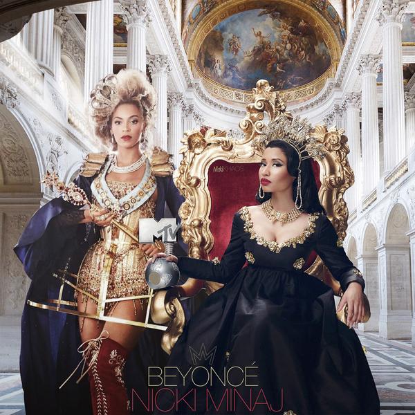 Nicki Minaj Copies Beyonce Nicki Minaj New...