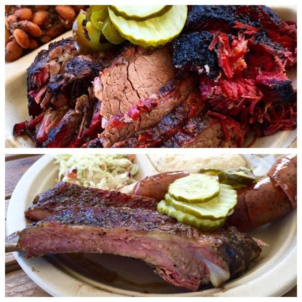 Excellent brisket, pastrami, and ribs at @LittleMissBBQ http://t.co/FchxuGw1mw