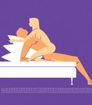 pannekakerøre 1 person stimulere klitoris
