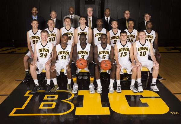 8c8ce9a70f44 Woody looking BA RT  IowaHoops  Your 2014-15 Iowa Hawkeyes .pic.twitter.com hPv9DlIiZM