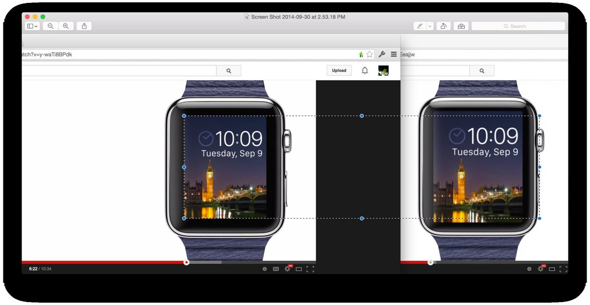Apple Watch introduction video updated with tweaked hardware and UI elements