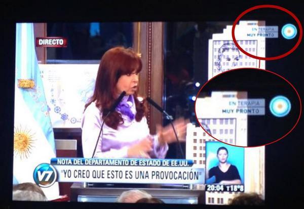 Me parece que alguien de la #TVPublica se queda sin laburo. #EnTerapiaMuyPronto Vía @payitoweb http://t.co/BdZE6adiEr
