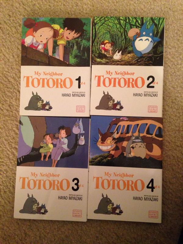 @Haikasoru I got both Totoro and Ponyo @VIZMedia books http://t.co/xuJVWoMAQa