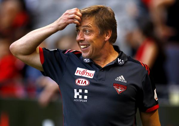 UPDATE: Mark Thompson expected to be unveiled as @GoldCoastSUNS coach by end of the week: http://t.co/noDDwd6kw1 http://t.co/TqngPA5wrR
