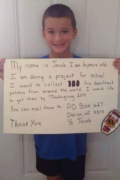 Kid seeks fire patches. EMS/Paramedics, can you ask a friend & RT? http://t.co/jeFRlqZGSO cc: @ProstheticMedic @InsomniacMedic @EMSRecruit