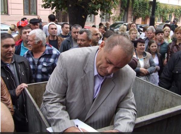 """Пример Хорошковского показал, что судебная система не желает """"жить по-новому"""", - журналисты - Цензор.НЕТ 6969"""