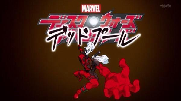 How much is he in it ? RT @Captain_Y: @robertliefeld  Deadpool is on Disk Wars:Avengers,Japanese marvel cartoon http://t.co/G6wkrqv2xa
