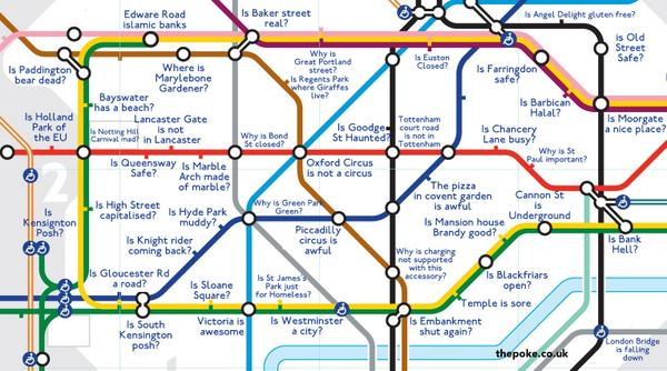 The tube map, rendered in Google autocomplete by @TechnicallyRon. http://t.co/znmSxio2NF