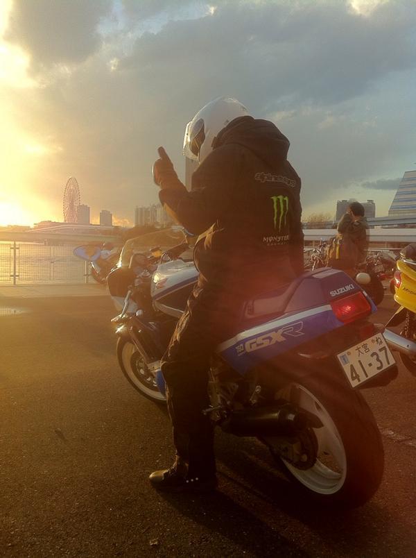 #バイクが好きだ http://t.co/dW72MJCMZf