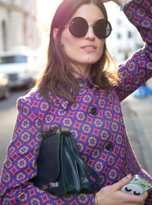 RT @Linda_Farrow: T for Tribeca // @HanneliM wearing her @THEROW by @Linda_Farrow Sunglasses in #NewYork. http://t.co/gbEItNAvMm