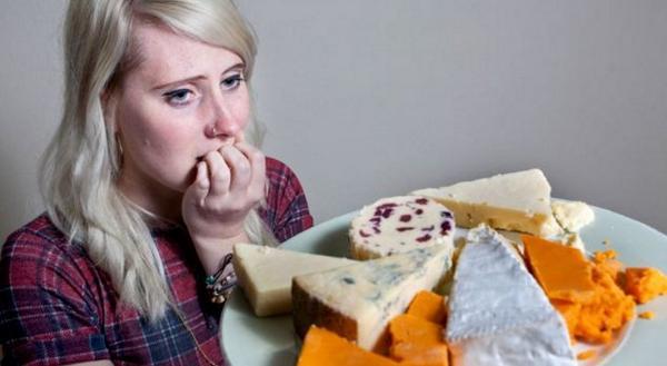 Resultado de imagen para IMAGENES Turofobia: miedo al queso.