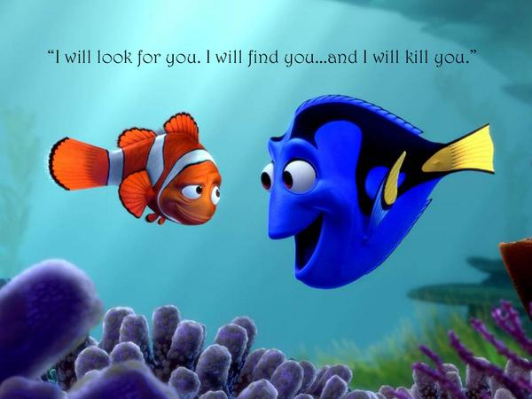 Toy Story Quotes If liam neeson's taken quotes were in toy story, finding nemo  Toy Story Quotes