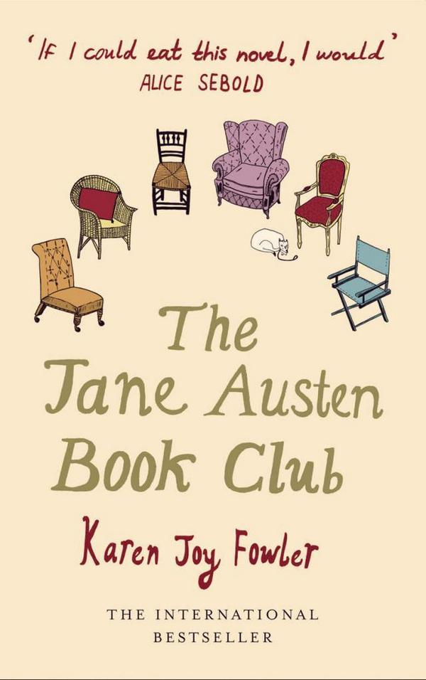 Healthcare Book Club Jane Austen Book Club Fowler