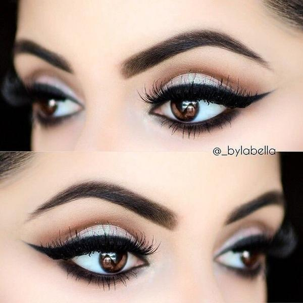 Makeup Styles On Twitter How To Do The Perfect Cat Eye Tutorial